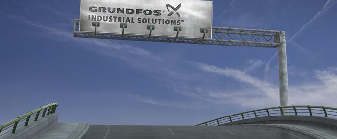 Informasi Grundfos Industrial Pump