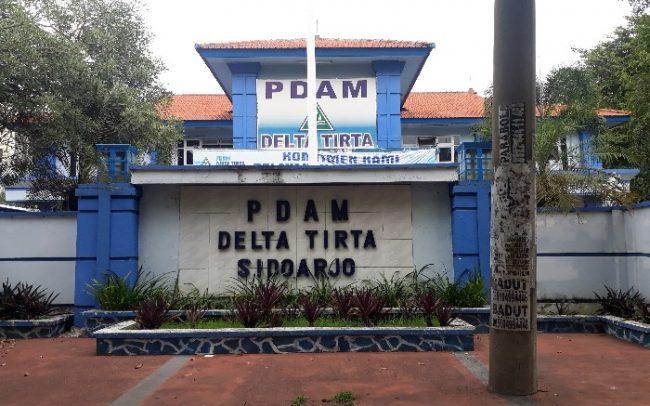 Kantor PDAM Kab Sidoarjo